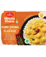Ready To Eat Kadhi Pakora With Plain Rice (375 g)