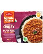 Ready To Eat Choley with Jeera rice (375 g)
