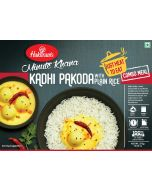 Ready To Eat Kadhi Pakora With Plain Rice (375g)