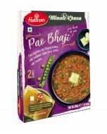 Ready To Eat Pao Bhaji (300 g)
