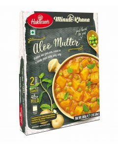 Ready To Eat Aloo Mutter (300 g)