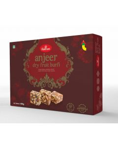 Anjeer Dry Fruit Barfi (400 g): Shipped all over India