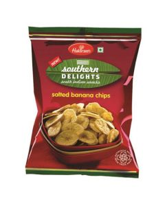 CHIPS BANANA SALTEDÂ 200.GM