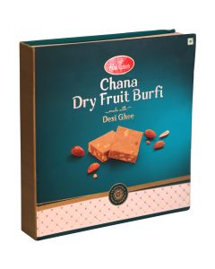 Chana Dry Fruit Burfi 500 g