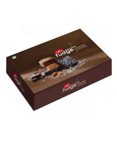 ASSORTED CHOCOLATE FUDGE 400G
