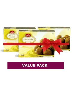 Atta Mewa LADDOO (400g) - Value Pack
