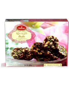 Khajur Dry Fruit Barfi (400g): Shipped all over India