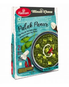 Ready To Eat Palak Paneer (300 g)