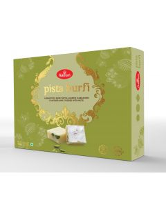 Pista Burfi (400g): Shipped to Metro cities only