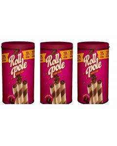 ROLL POLE - Pack of 3 X 180 g each