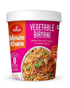 RTE VEGETABLE BIRYANI 70 g