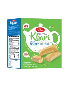 KHARI WHOLE WHEAT PUFF 200 g